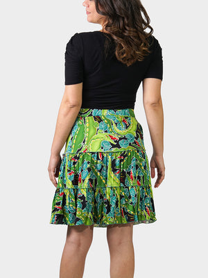 Gator BayouWear Swing Skirt Back