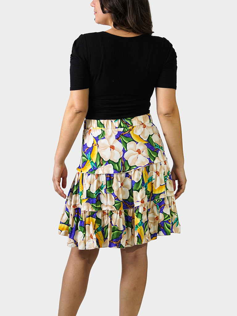 Magnolia BayouWear Swing Skirt Back