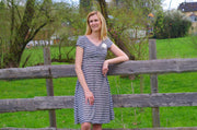 Summer Dress Schnittmuster Sommer Kleid FinasIdeen 3
