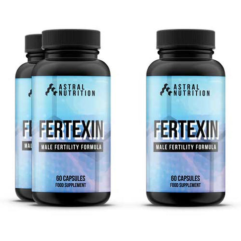 Fertexin Male Fertility Pills Product Image