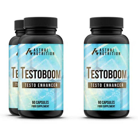 TestoBoom Test Booster Pills
