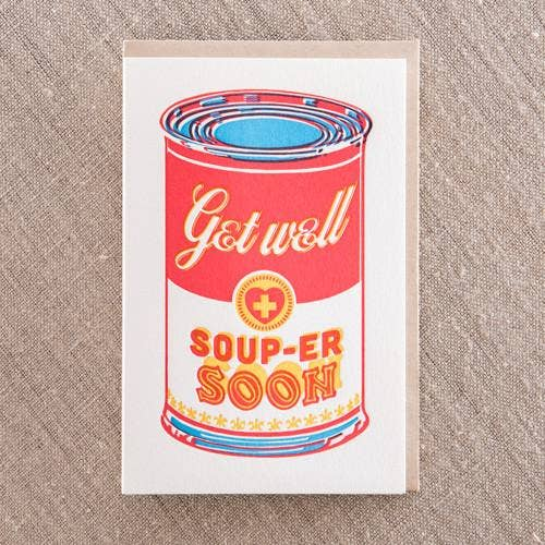 Souper Soon Card