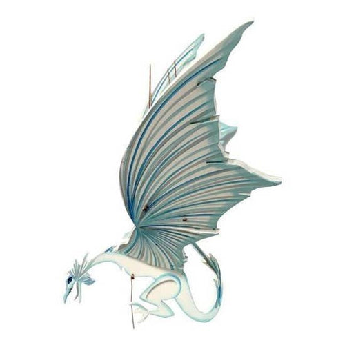 Tulia's Artisan Gallery- Ice Dragon Flying Mobile
