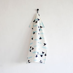 Birds Tea Towel Set