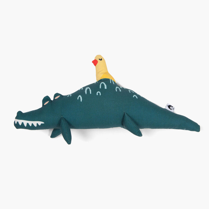 Clive the Crocodile Toy