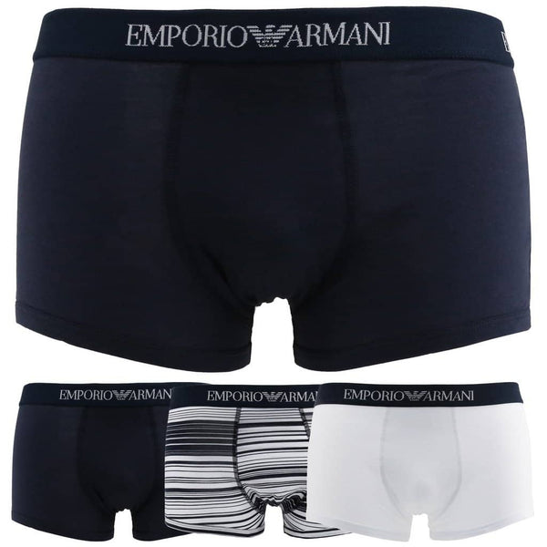 Emporio Armani - 3PACK_7P722 - Underwear Boxers - CoolHanger