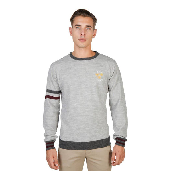 Oxford University - OXFORD_TRICOT-CREWNECK - Clothing Sweaters - CoolHanger