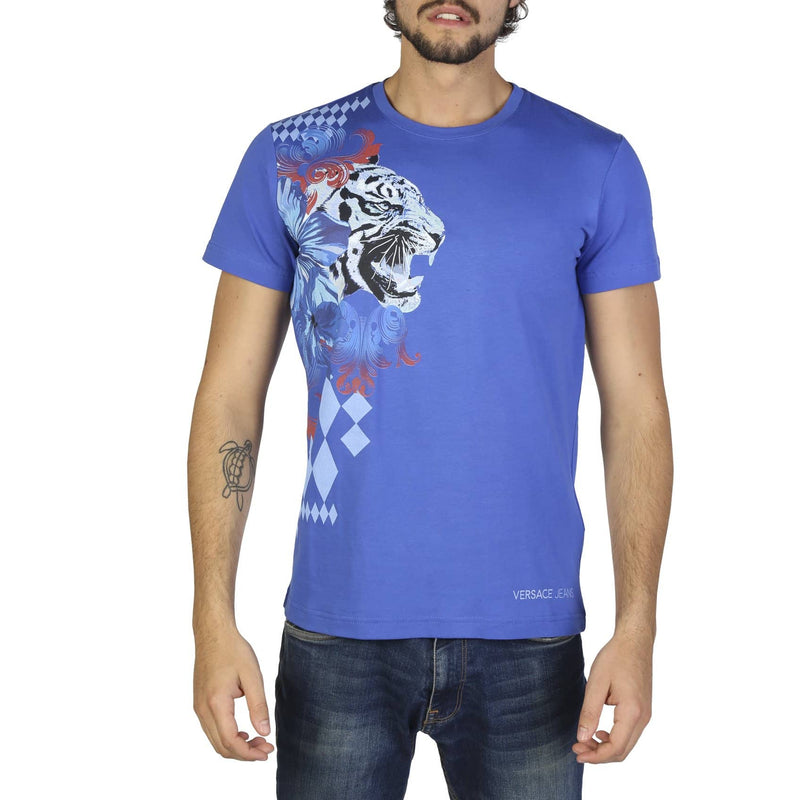 Versace Jeans - B3GRB71H36598 - Clothing T-shirts - CoolHanger