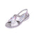 Katy Ladies Wide Sandal E