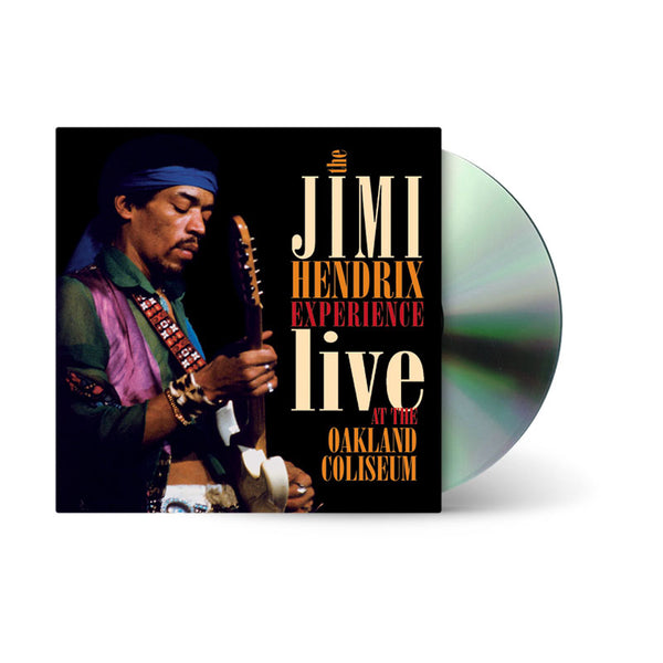 LIVE AT THE OAKLAND COLISEUM - 2CD