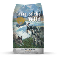 Taste Of The Wild Alimento Perros Cachorro Pacific Stream Puppy Pienso Croqueta