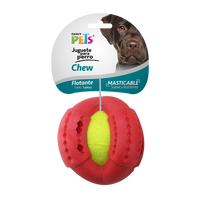 FancyPets Juguete Perros Masticable Bola