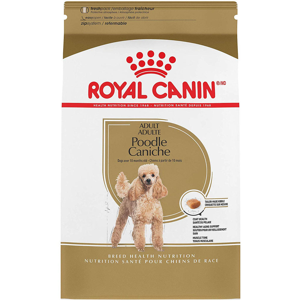 Royal Canin Alimento Perros  Poodle Adulto  4.54 kg Croqueta Pienso