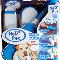 New Pet Kit Removedor De Pelos Y Pelusas