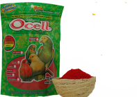 Ocell Alimento Aves Factor Rojo Brillo Cambio Color
