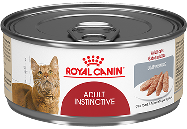 Royal Canin Alimento Gatos Adulto Instinctive Wet  Lata Humedo .165kg iPos