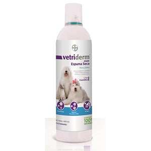 Bayer Vetriderm Essec Espuma Seca  400 ml