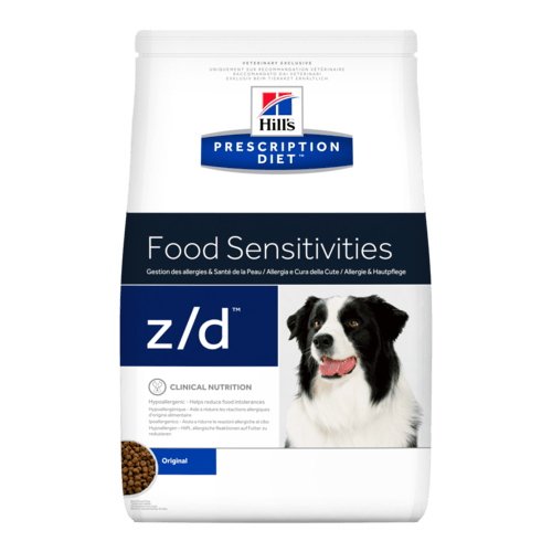Hills Science Diet Alimento Perros z/d Ultra Alergia Alimentaria Pienso zd