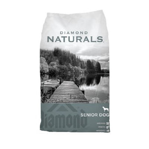 Diamond Naturals Alimento Perros Senior Adulto mayor 7+ Croqueta