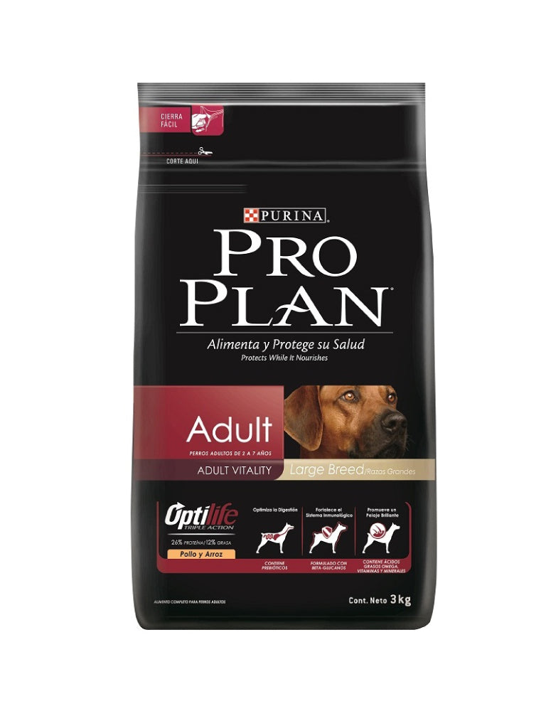 Pro Plan Alimento Perro Adulto Raza Grande Optihealth