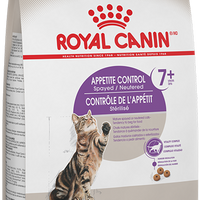 Royal Canin Alimento Gatos Adulto Mayor Spayed Neutered Appetite+7 Control de Apetito iPos