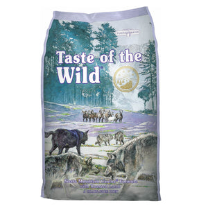 Taste Of The Wild Alimento Perros Adulto Sierra Mountain Canine Pienso Croquetas