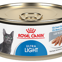 Royal Canin Alimento Gatos Adulto Light Wet Cuidado del Peso Lata Humedo .165kg iPos
