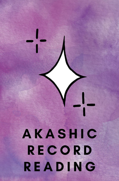 Akasshic Record Reading