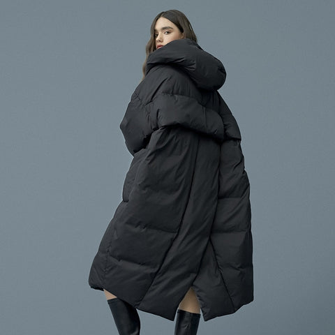 Lexi Oversized Down Parka