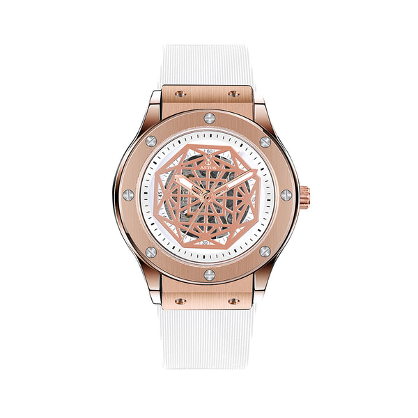 Fudo White Rose Gold