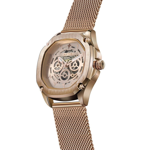 The Styx Rose Gold Glory Edition