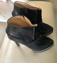 Load image into Gallery viewer, Cole Haan Black Suede Breesa Bootie