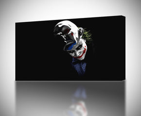 The Joker Batman The Dark Knight Canvas Print Giclee CA1277