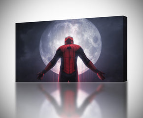 Spider-Man Superhero Canvas Print Giclee CA1280