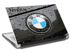 Copy of BMW Personalized LAPTOP Skin Vinyl Decal L02