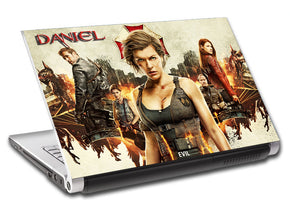Video Games Personalized LAPTOP Skin Vinyl Decal L406