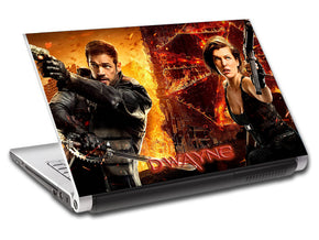 Video Games Personalized LAPTOP Skin Vinyl Decal L407