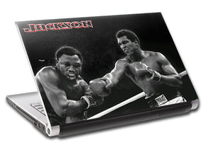 Boxing Personalized LAPTOP Skin Vinyl Decal L491