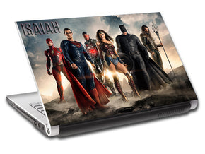Super Heroes Personnalisé LAPTOP Skin Vinyl Decal L729