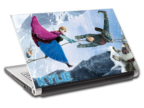 Frozen LAPTOP Skin Vinyl Decal L76
