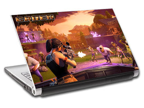 Fortnite Personalized LAPTOP Skin Vinyl Decal L813