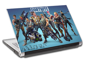 Fortnite Personalized LAPTOP Skin Vinyl Decal L814