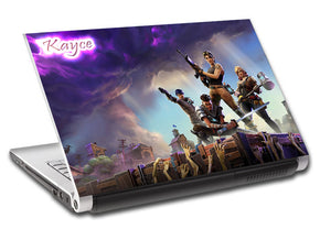 Fortnite Personalized LAPTOP Skin Vinyl Decal L815