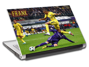 Mbappe PSG Personalized LAPTOP Skin Vinyl Decal L825