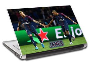 Mbappe PSG Personalized LAPTOP Skin Vinyl Decal L826