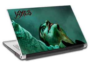 Villain Personalized LAPTOP Skin Vinyl Decal L896