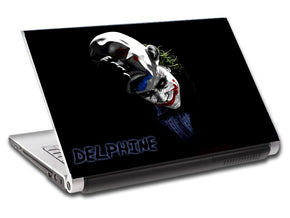 Villain Personalized LAPTOP Skin Vinyl Decal L917