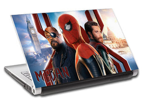 Siper Hero Personalized LAPTOP Skin Vinyl Decal L919