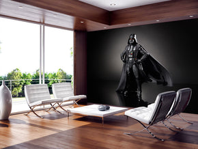 Star Wars Darth Vader Woven Self-Adhesive Removable Wallpaper Modern Mural M241
