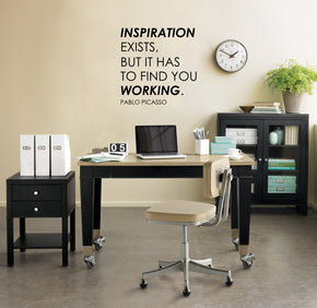 INSPIRATION EXIST Inspirational Quotes Wall Sticker Decal SQ207